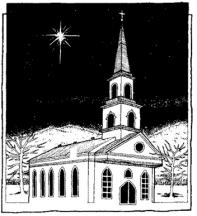 Christmas, church2