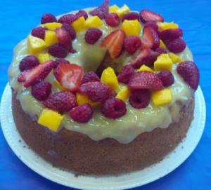 Lenten fruit cake