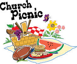 Picnic, church