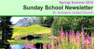 SS Newsletter, May 2015