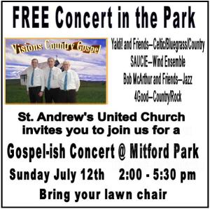 Gospel-ish Concert