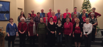 Xfld '15, Symons Valley UC Choir