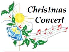 Xmas Concert clipart