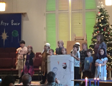 Christmas Kids' Pageant, Screen Shot 2015-12-16 at 15.43.04