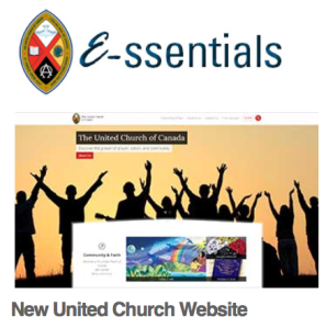 UCC New website