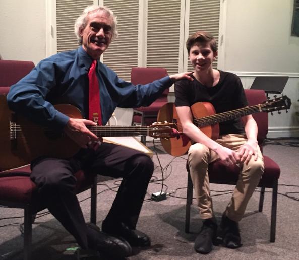 Martin's Concert, Martin & Peter.png